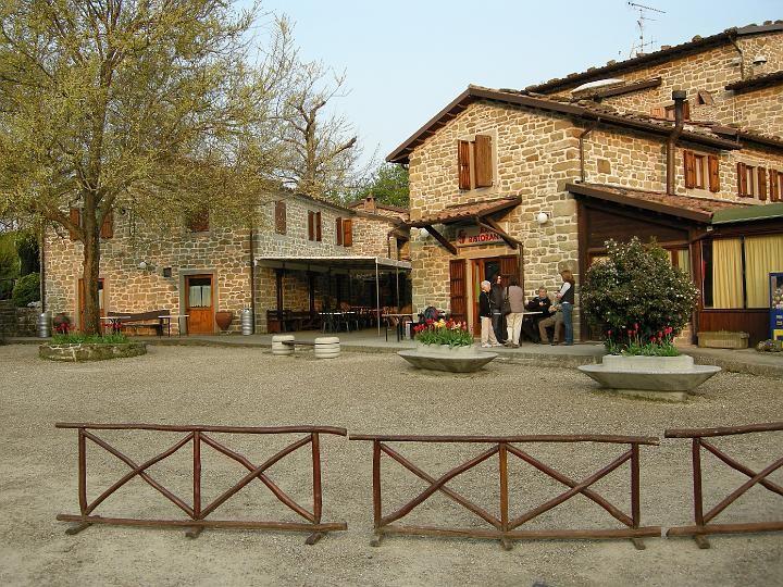 Agriturismo a Bagni di Romagna per attività sportive