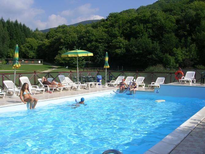 Agriturismo a bagni di romagna per attivit sportive - Parco laghi bagno di romagna ...