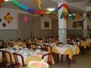 ristorante in festa