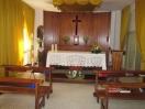 Cappella all\'interno della casa