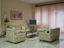 casa_per_ferie_roma_sala_tv