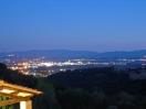 casali-toscana-sansepolcro-vista-notturna