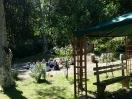 case-vacanze-appennino-toscano-giardino