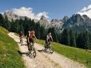 Mountain Bike in Val di Non