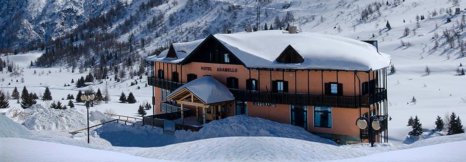 Hotel Adamello al Passo del Tonale rif. 128