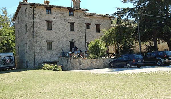 Casa autogestione Marche rif. 184