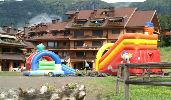 Hotel Club a Montecampione in Valcamonica rif. 240