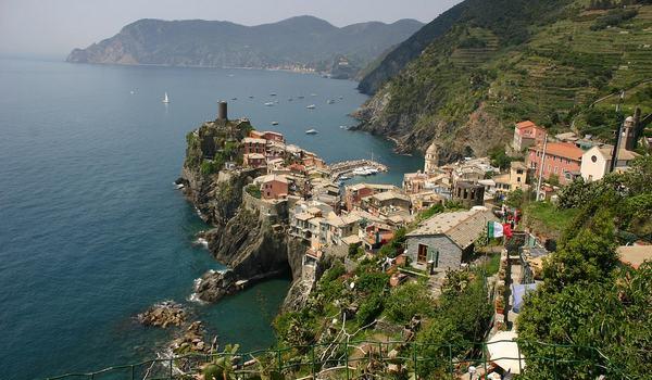 La Liguria e le Cinque Terre