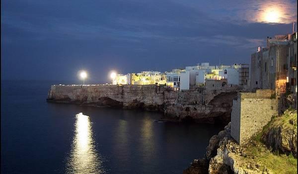 Visitare la Puglia, il mare della riviera adriatica dal Gargano a Lecce