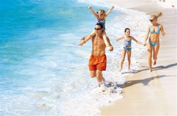 Una nuova vacanza al mare con i vostri bambini