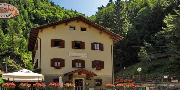 Casa vacanze in Valchiavenna a Madesimo (SO) rif. 326
