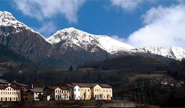 Casa per ferie nel parco delle Dolomiti Bellunesi rif. 324