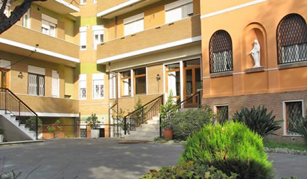 Casa per ferie a Roma rif. 107