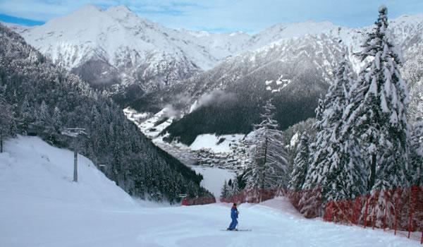 Sciare a Schilpario nella Valle di Scalve – Bergamo
