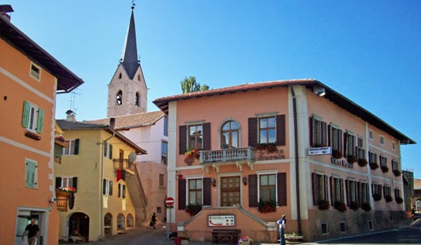 Cavareno e l'alta Val di Non in Trentino
