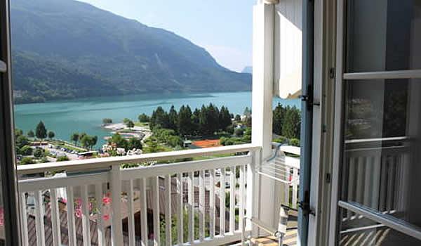 Hotel ideale per famiglie sul lago di Molveno rif.387