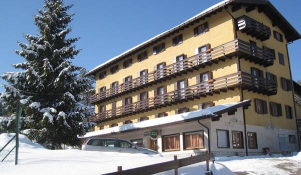Hotel a Serrada di Folgaria rif. 267