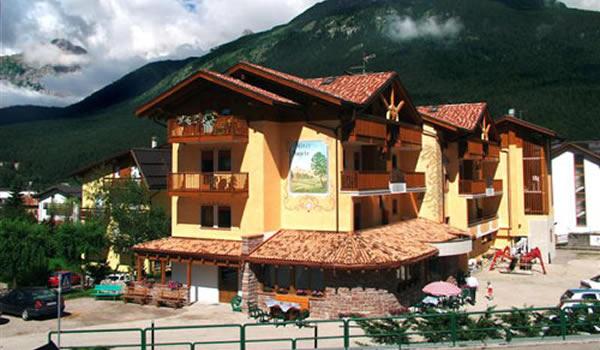 Hotel ad Andalo rif. 427