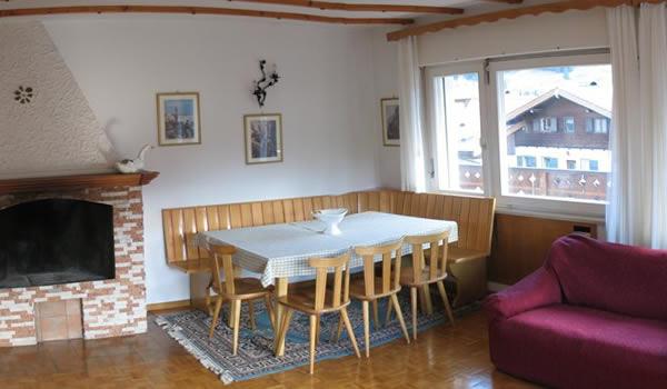 Appartamento 9 posti a Moena Val di Fassa rif.437