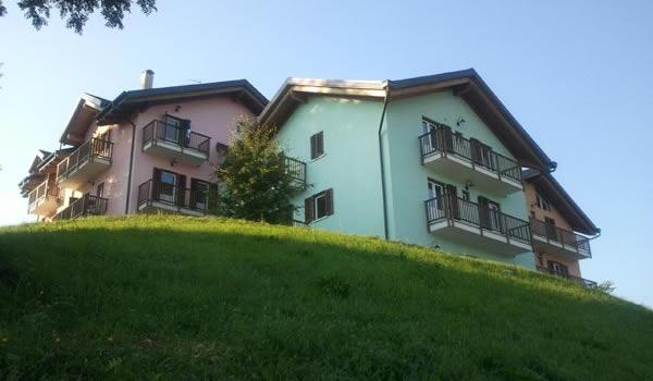 Residence hotel sul Monte Baldo rif. 338
