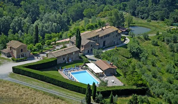 Agriturismo nel cuore della Toscana rif. 476