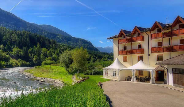 Hotel 3 stelle in Val di Sole rif.489