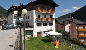 Hotel 3 stelle a Vermiglio Val di Sole rif. 578