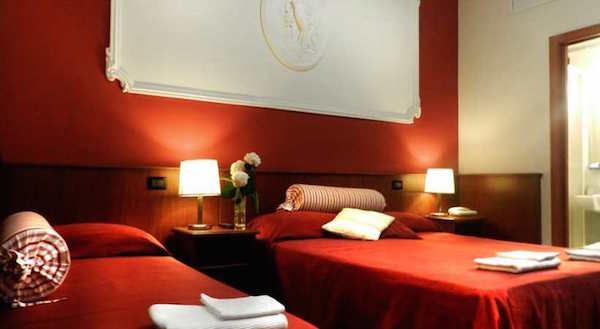 Hotel a Genova centro rif. 597