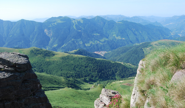 La Val Trompia, una valle da scoprire a pochi km da Brescia