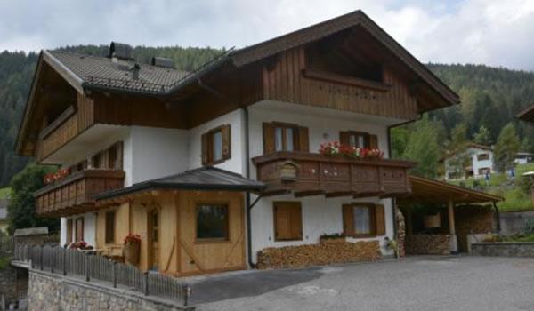 Appartamenti in Val di Fassa Trentino rif. 641