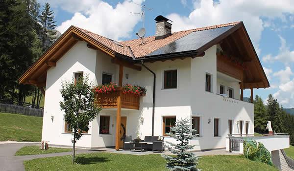 appartamenti a la villa in alta badia rif 728
