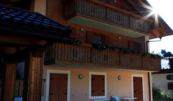 Casa vacanze ad Auronzo di Cadore rif. 755