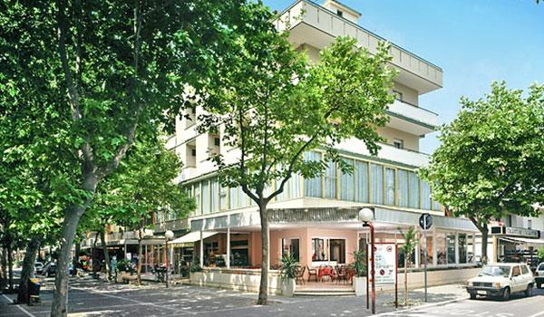 Hotel sulla Riviera Romagnola a Misano Adriatico rif. 746