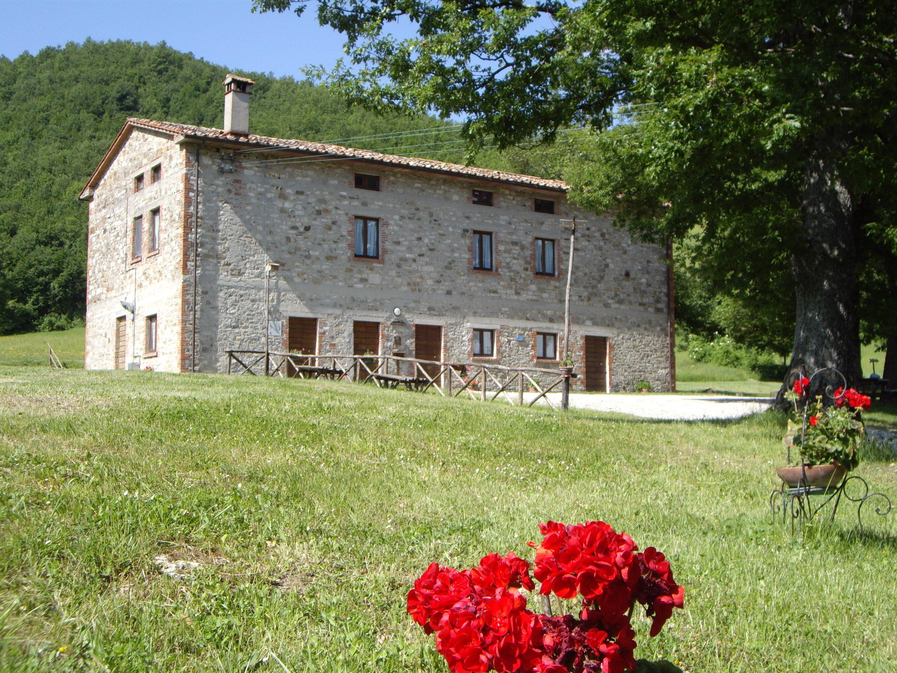Casale in Val Marecchia (AR) Rif. 253