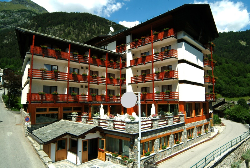 Hotel a Brusson Rif 711