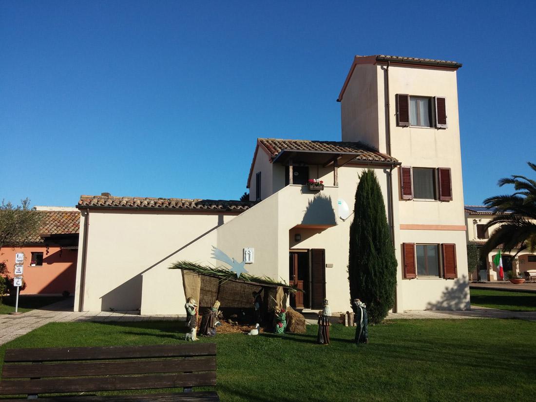 Casa per ferie a Loreto Rif 965