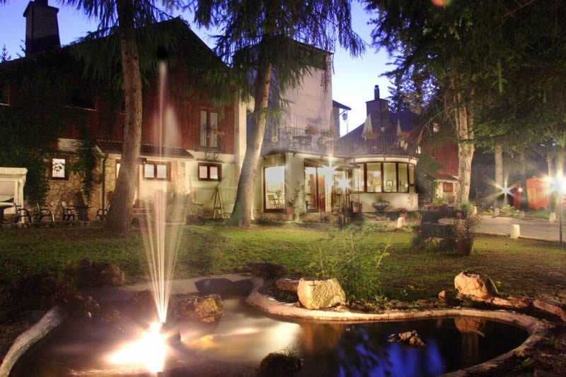 Hotel a Pescasseroli Rif.973