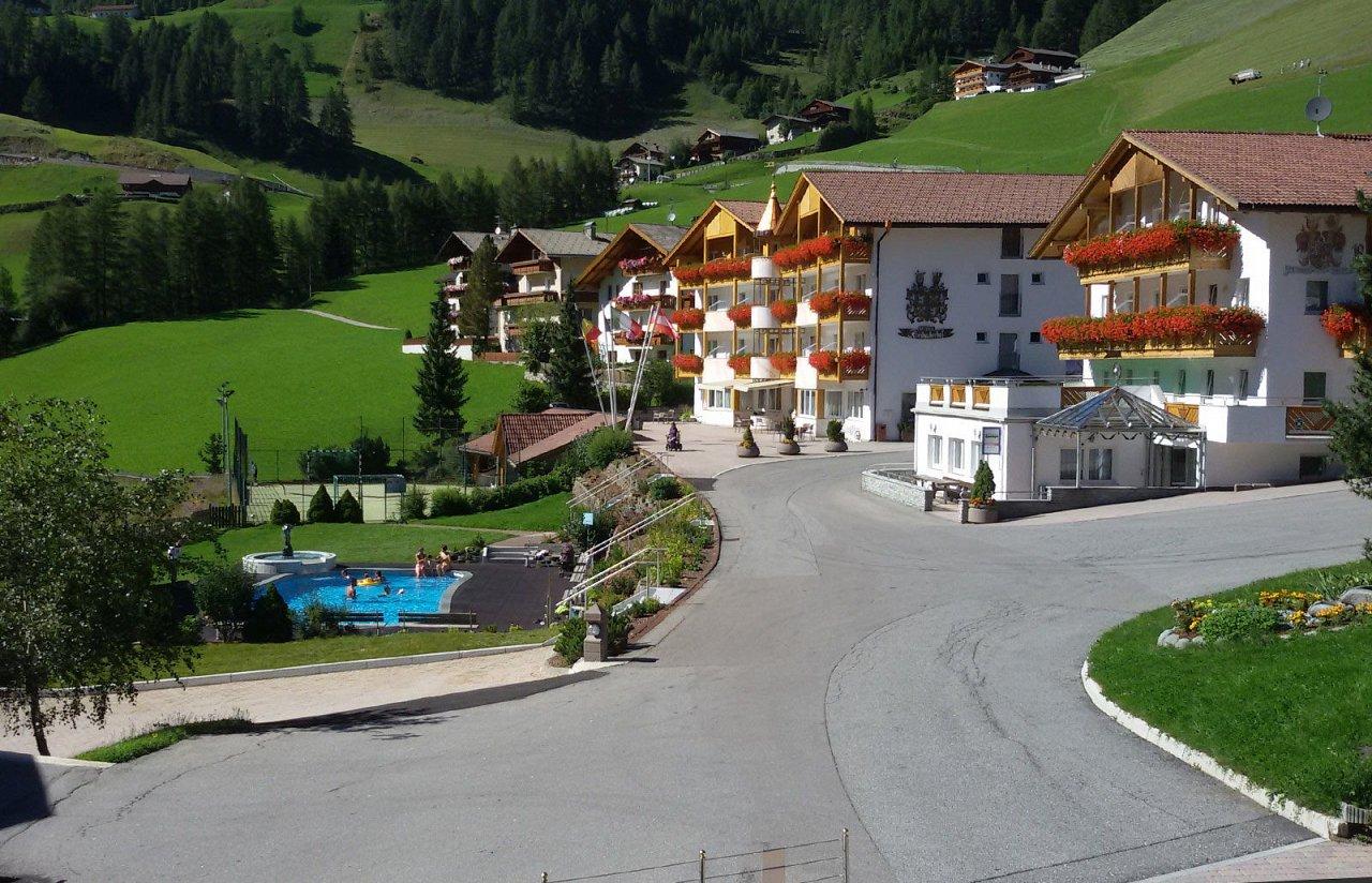 Hotel per gruppi Valle Aurina rif 1004