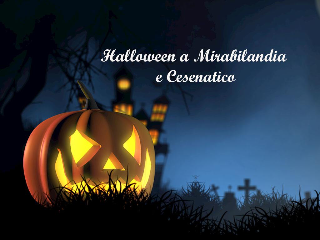 Speciale Halloween a Cesenatico + Mirabilandia