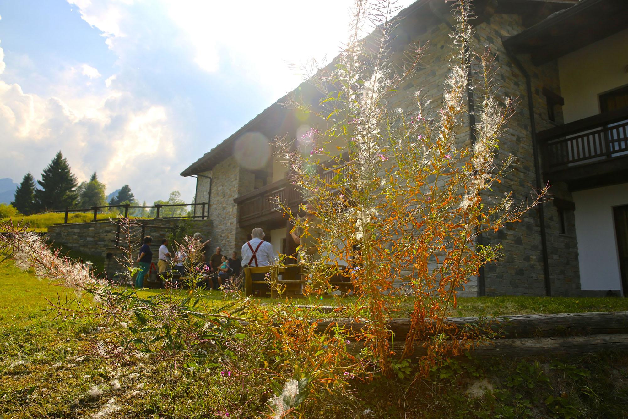 Casa per ferie a Champorcher rif 1102