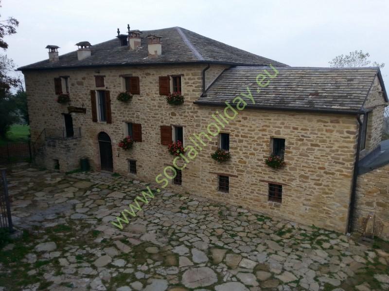 Casa per ferie nell'appennino Emiliano rif 1109