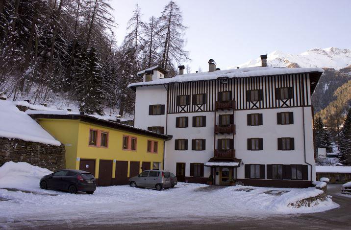 Hotel 3 stelle a Pejo Fonti Val di Sole rif. 1050
