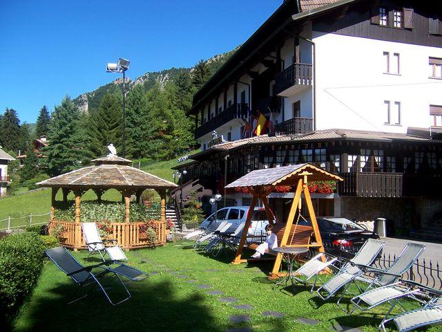 Hotel a Castione della Presolana rif 074