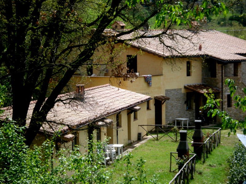 Casa in autogestione in Umbria rif 090