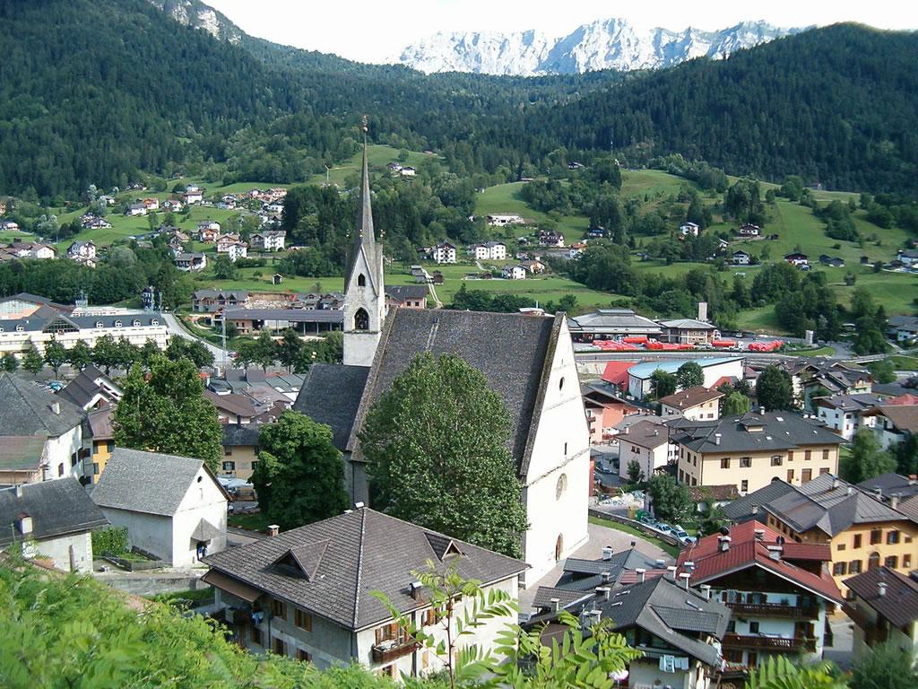 Pasqua 2020 nella Valle di Primiero Trentino
