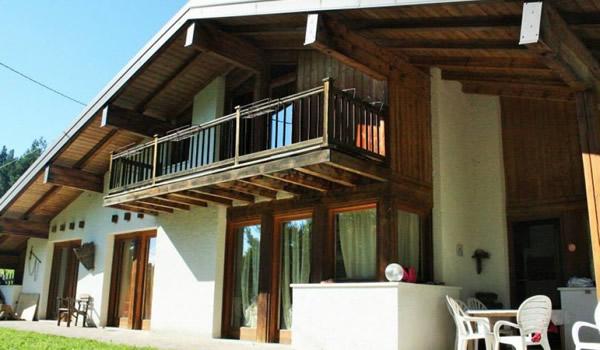 Chalet per famiglie in Alta Val di Cembra