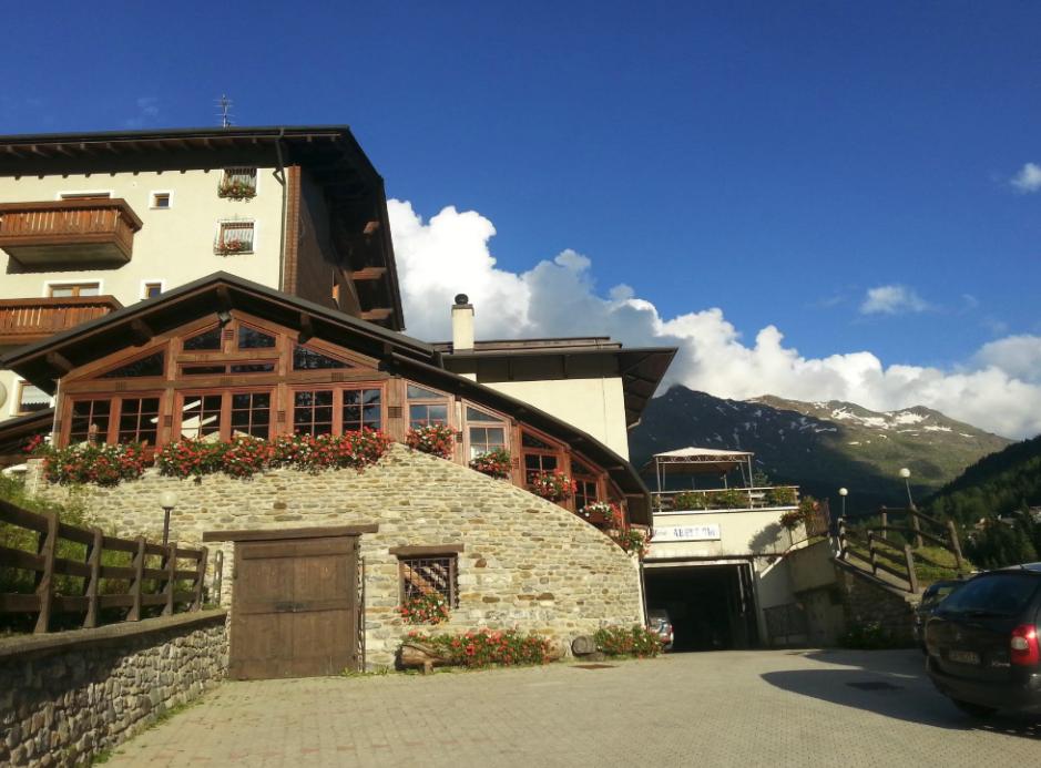Hotel a Santa Caterina Valfurva rif 059