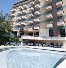 Hotel a Cattolica con piscina