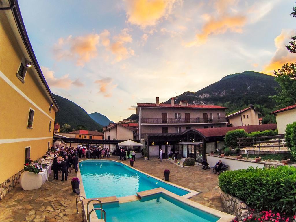Hotel nel parco Nazionale d'Abruzzo rif 055