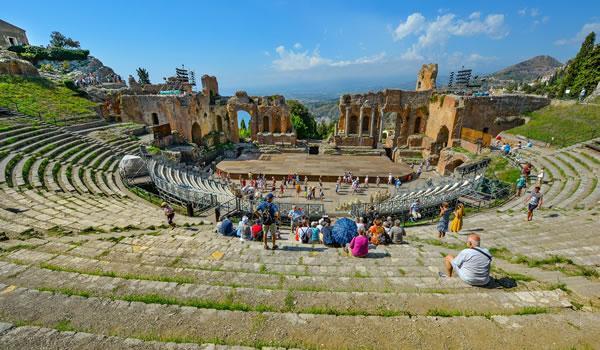 Tour in Sicilia